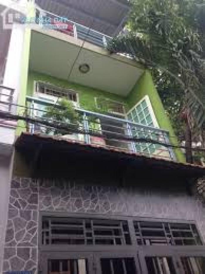 Gấp! Bán nhà mặt tiền Trần Văn Quang, Q.TB, 60 m2