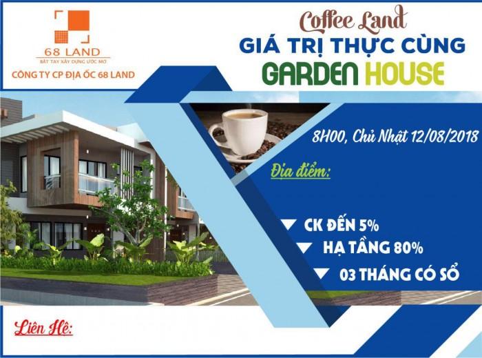 KDT Garden House – Ngay quốc lộ 1A