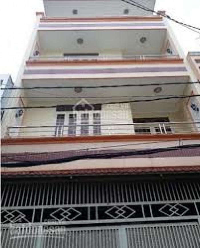 Gấp! Bán nhà mặt tiền Nguyễn Thị Nhỏ, Q.6, 82 m2