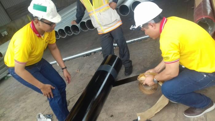 Vật liệu bảo vệ chống ăn mòn cho ống Kim loại chôn ngầm19
