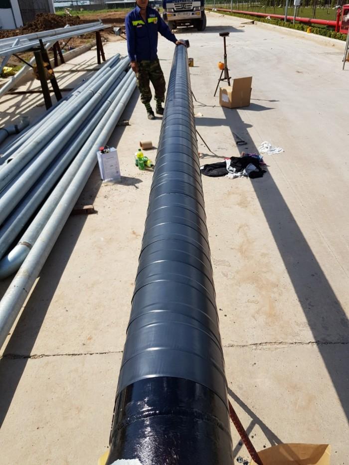 Vật liệu bảo vệ chống ăn mòn cho ống Kim loại chôn ngầm17