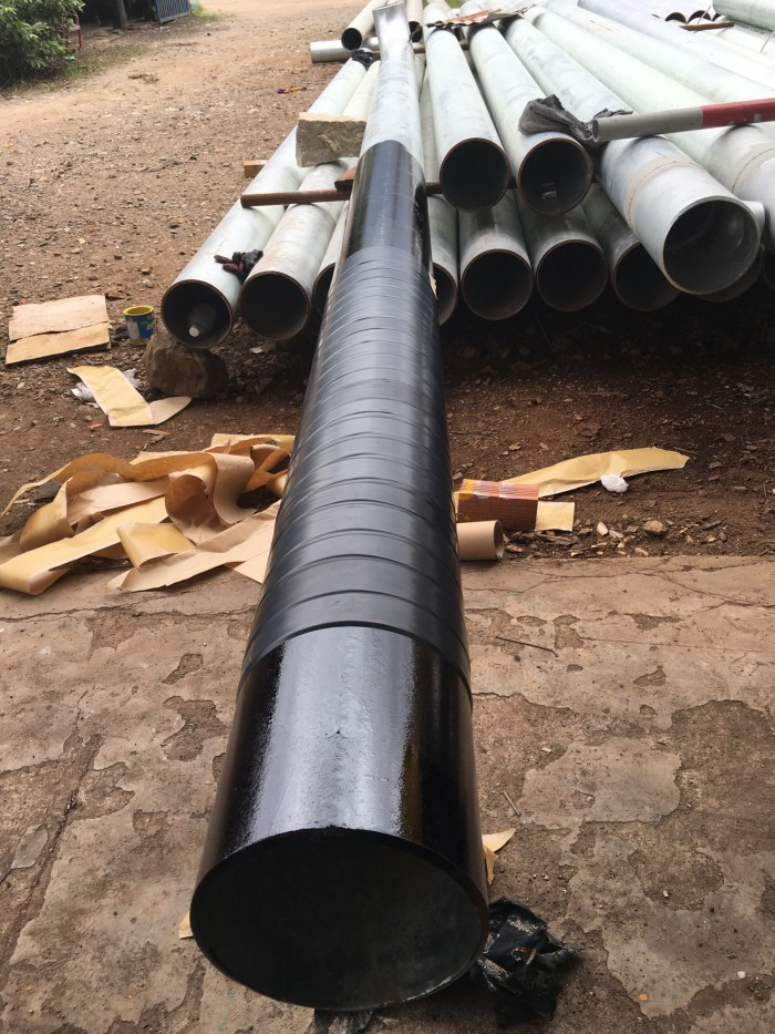 Vật liệu bảo vệ chống ăn mòn cho ống Kim loại chôn ngầm11