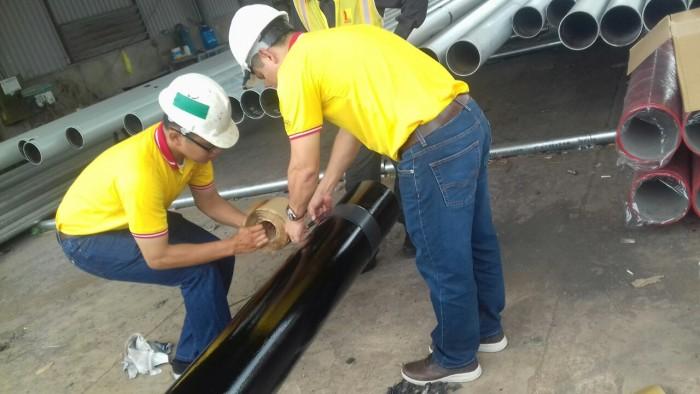 Vật liệu bảo vệ chống ăn mòn cho ống Kim loại chôn ngầm16