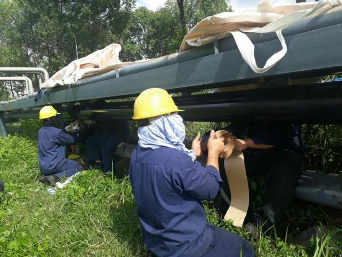 Vật liệu bảo vệ chống ăn mòn cho ống Kim loại chôn ngầm5