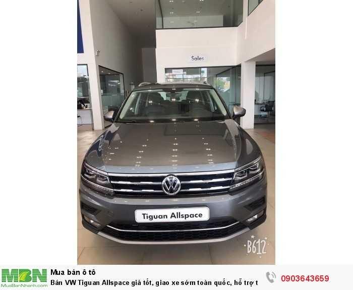 Bán VW Tiguan Allspace giá tốt, giao xe sớm toàn quốc, hỗ trợ trả góp 2