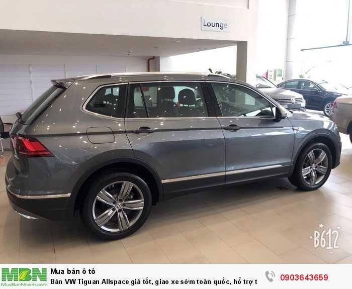 Bán VW Tiguan Allspace giá tốt, giao xe sớm toàn quốc, hỗ trợ trả góp 3