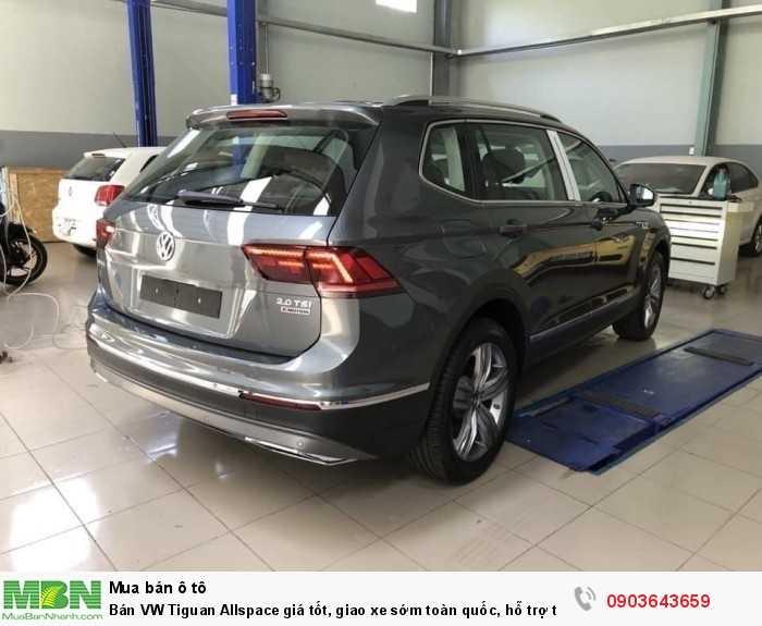 Bán VW Tiguan Allspace giá tốt, giao xe sớm toàn quốc, hỗ trợ trả góp 4