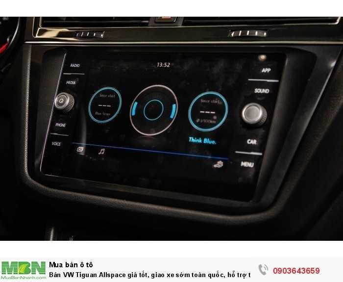 Bán VW Tiguan Allspace giá tốt, giao xe sớm toàn quốc, hỗ trợ trả góp 6