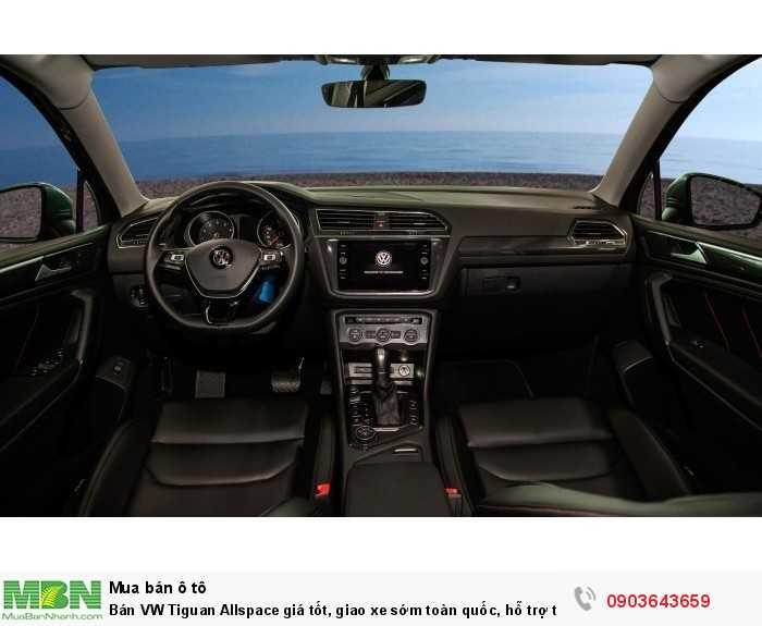 Bán VW Tiguan Allspace giá tốt, giao xe sớm toàn quốc, hỗ trợ trả góp 7