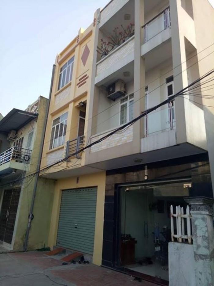 Bán nhà 3 tầng cực đẹp, giá rẻ ô tô vào tận nhà trong khu chung cư Thanh Toàn,An Đồng, An Dương