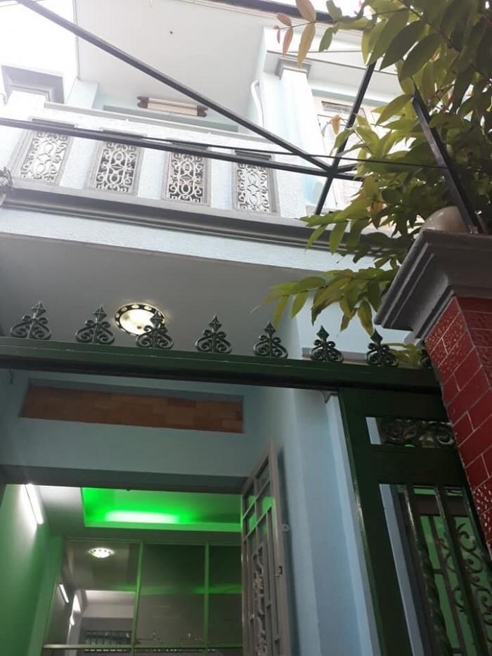 Bán Gấp nhà Gò Vấp 58m2 Đường Nguyễn Thái Sơn.