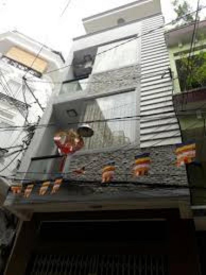 Gấp! Bán nhà mặt tiền CMT8, Q.Tân Bình, 90 m2