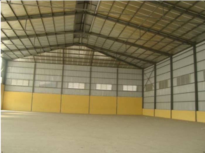 Cần bán kho xưởng DT 692m2 có 247m2 Thổ cư SHR giá 2tỷ159 Đoàn Nguyễn Tuấn Huyện Bình Chánh