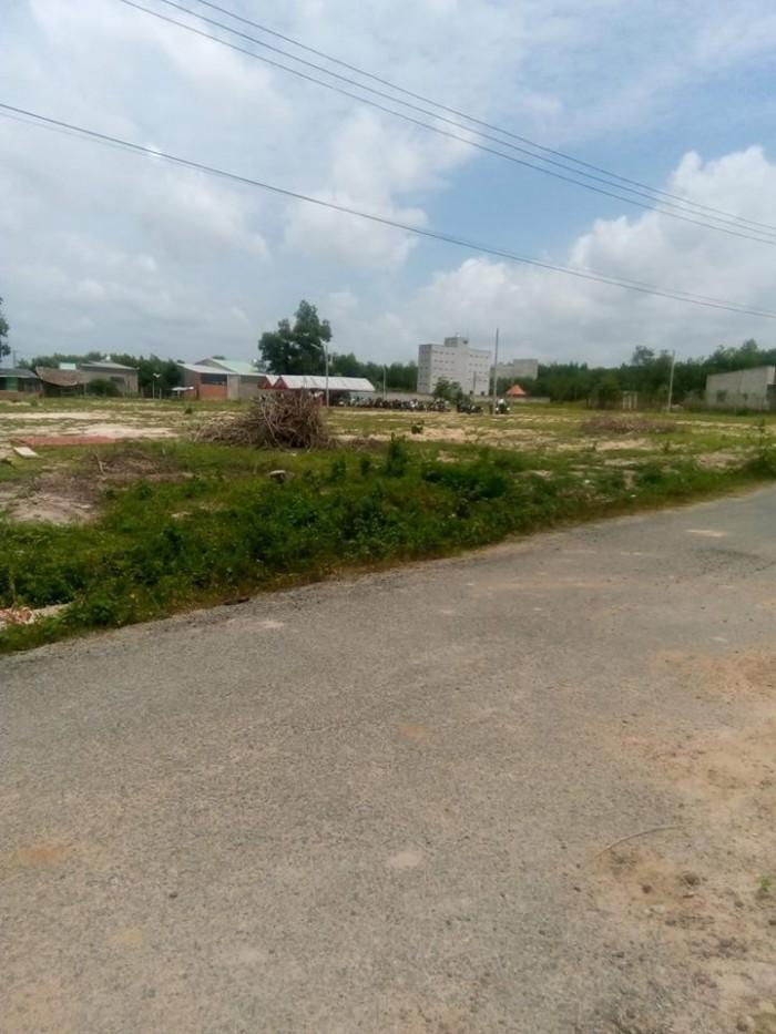 Đất nằm ngay chợ Trảng Cát đường Ngãi Giao Mỹ Xuân thị xã Phú Mỹ chỉ với 280tr/nền