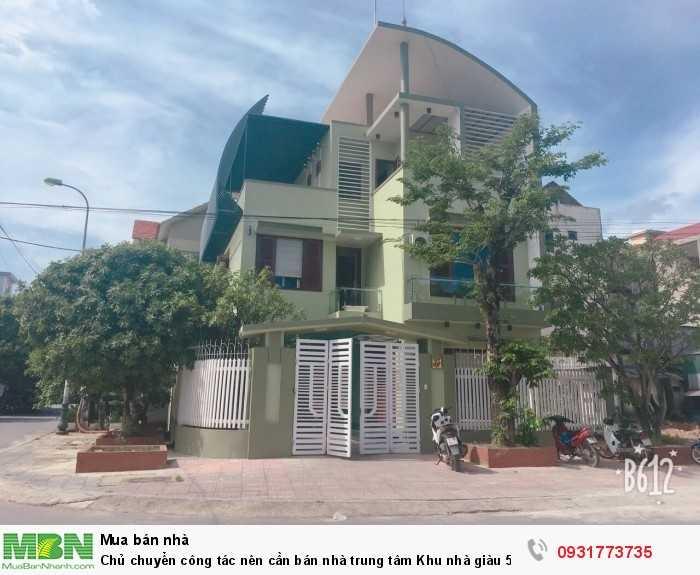 Chủ chuyển công tác nên cần bán nhà trung tâm Khu nhà giàu 525 Đồng Hới - Quảng Bình