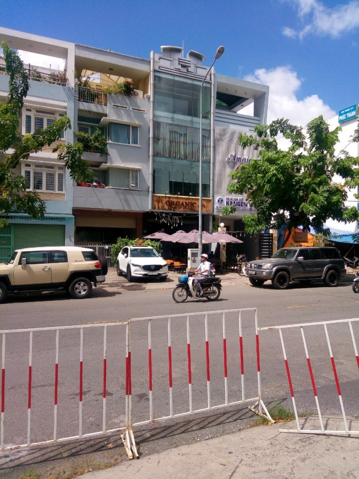 Bán Căn Nhà Mặt Tiền Đường D4 Khu Himlam Tái Định Cư Quận 7