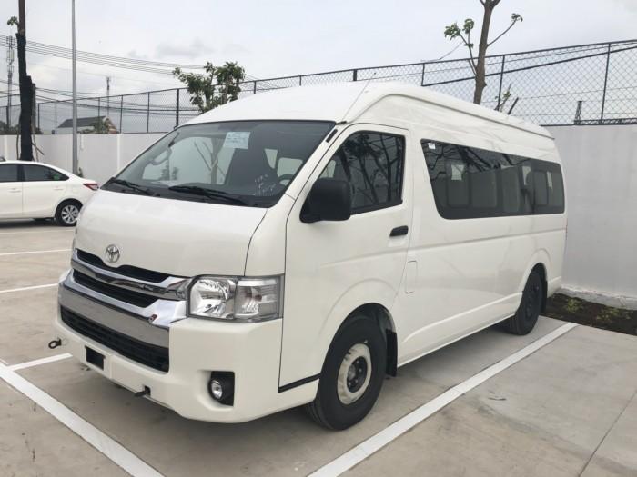 Toyota HiAce sản xuất năm 2019 Số tay (số sàn) Dầu diesel