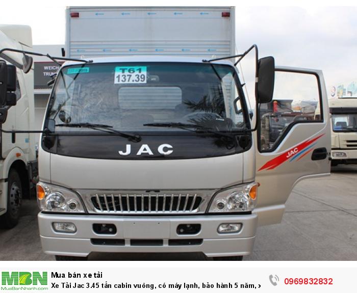Thủ tục mua xe tải jac 3.45 tấn vay nhanh gọn, lãi suất thấp, vay cao, thời gian vay dài, thế chấp bằng chính chiếc xe cần vay - Gọi ngay Mr Độ 0969 832 832