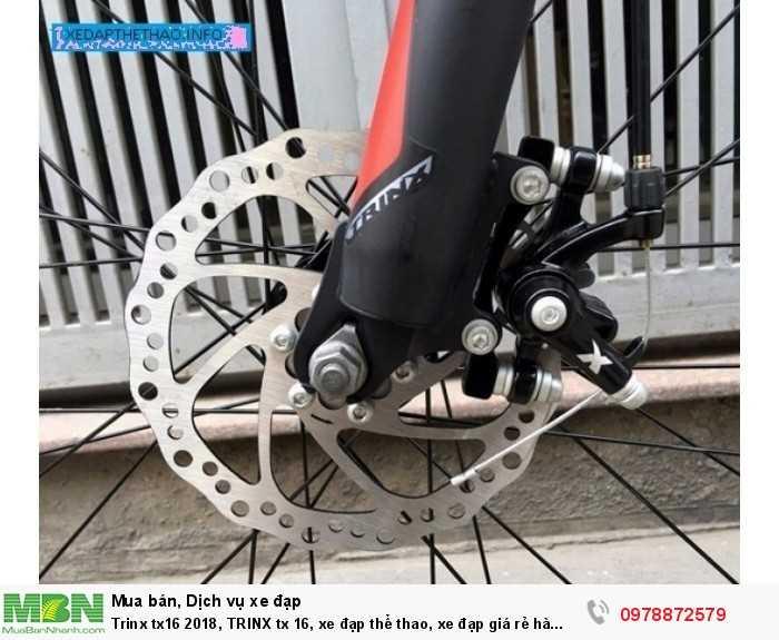 Trinx tx16 2018, TRINX tx 16, xe đạp thể thao, xe đạp giá rẻ hà nội, xe đạp địa hình