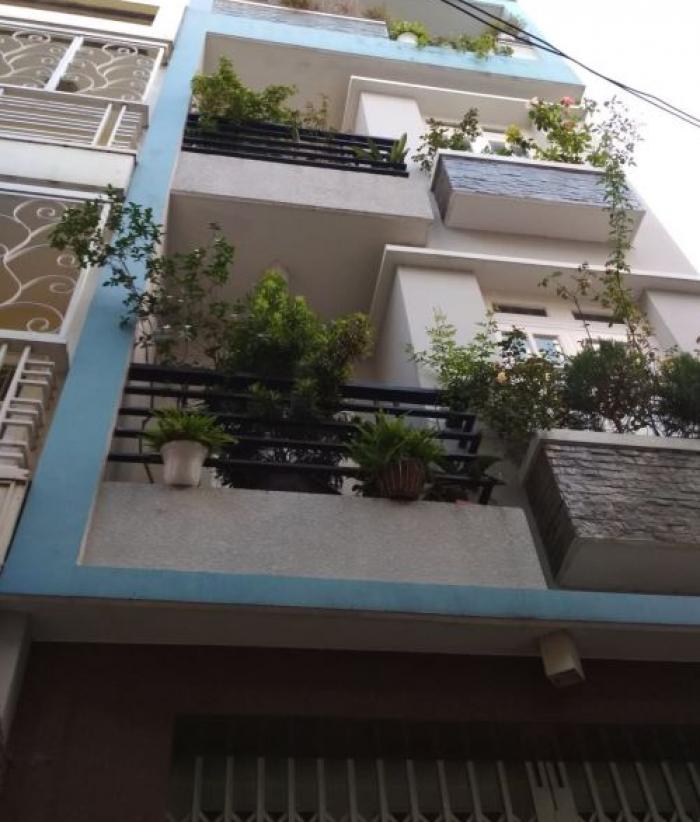 Chủ cần bán nhà đường Lê văn sỹ, phường 1, 3.9 m x 16m, 4 tầng chỉ 6 tỷ.