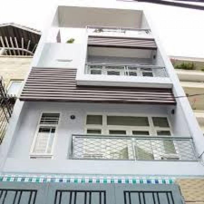 Gấp! Cần bán nhà HXH Nguyễn Trãi, Q.1, 76 m2