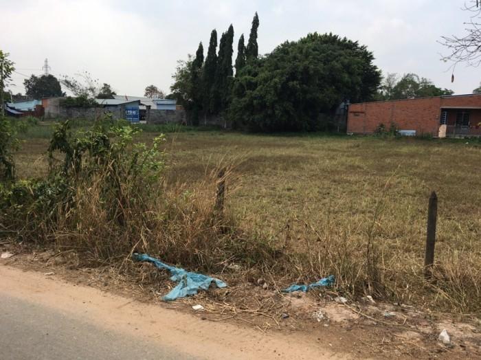 Bán gấp đất xã Hòa Phú, Củ Chi,1139m2