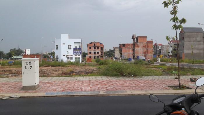 Cần bán lô đất 60m2, dự án Phú Hồng Thịnh thổ cư 100%.