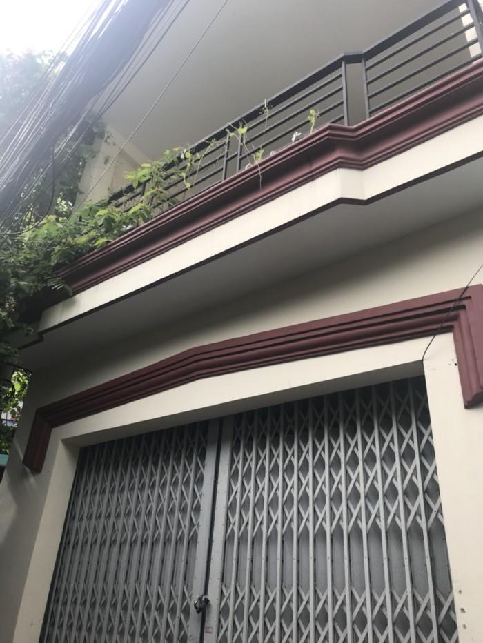 Bán nhà hẻm đường Đoàn Giỏi , P Tân Quý Q Tân Phú