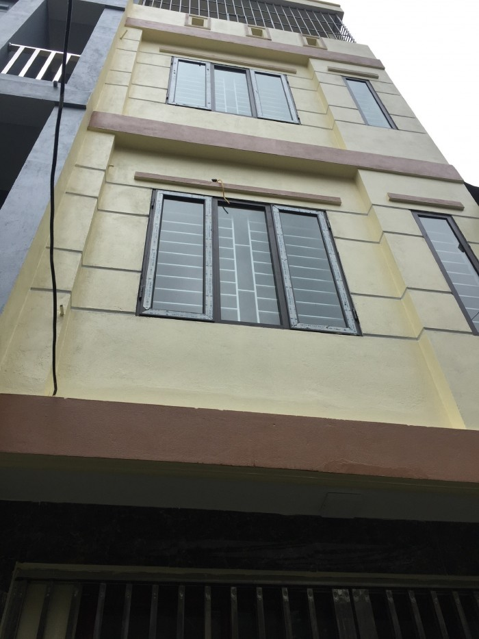 Bán Nhà mới Số 40 ngõ 9 Phố Xốm-Phú Lãm.30m2*4T*3PN