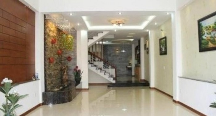 Bán nhà riêng 3 mặt thoáng Nguyễn Khang 50m2x5 tầng