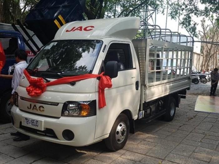 Xe JAC X125 Tại Khánh Hòa