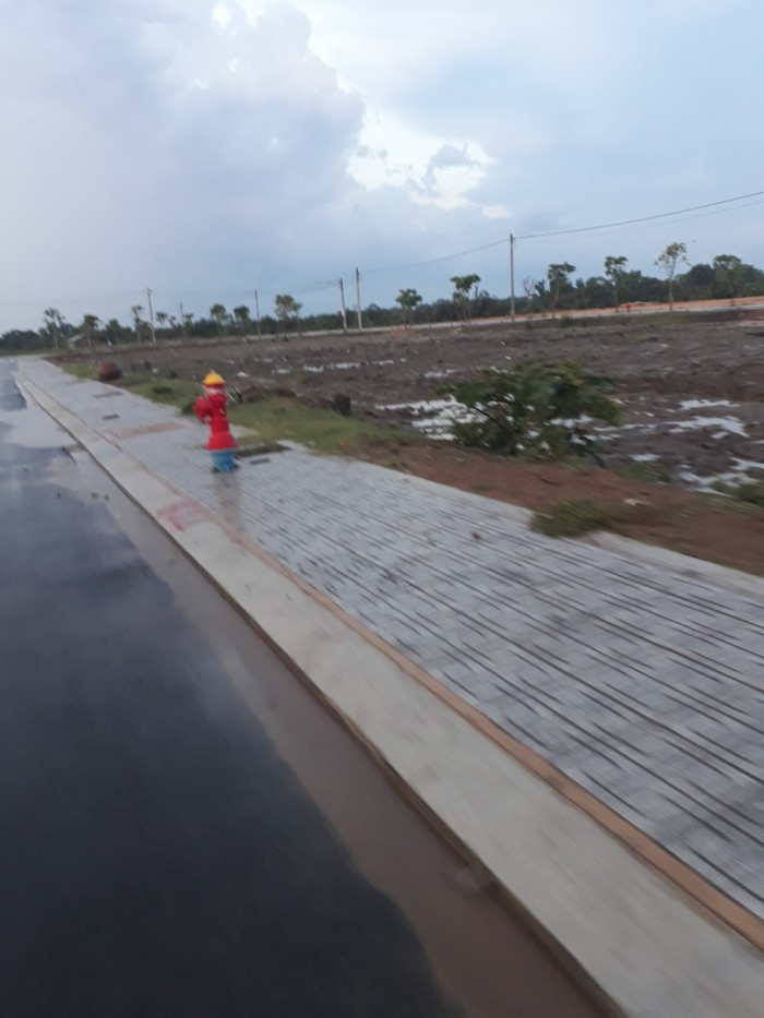 Đất nền KDC Phú Lợi quận 8, ngay khu dân cư, sổ đỏ riêng