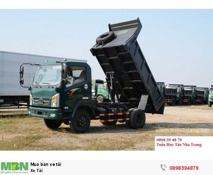 Bán xe  TMT 5 tấn 2 cầu  tại Khánh Hòa