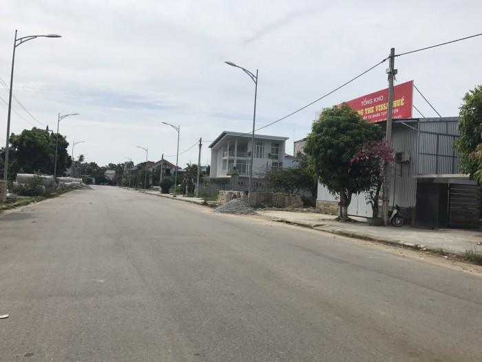 Đất mặt tiền đường 26m, kqh Bàu Vá, phường Đúc