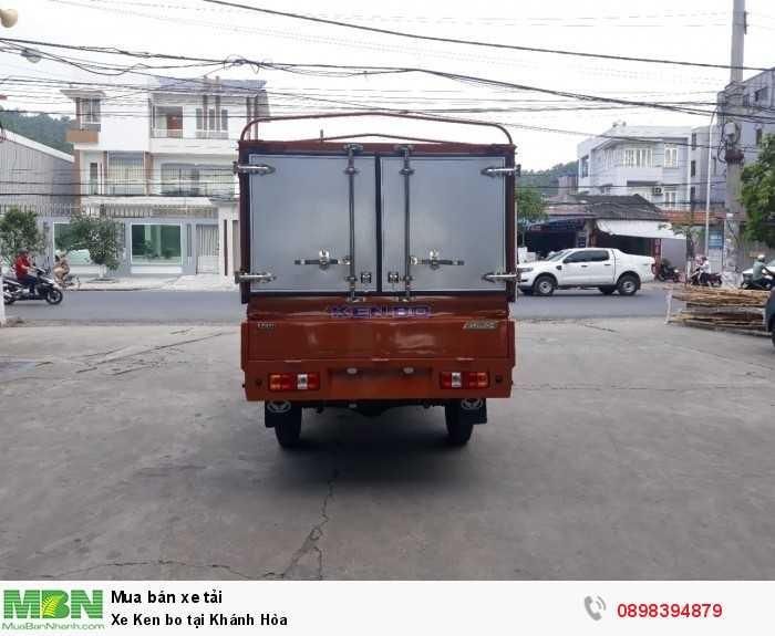 Xe Kenbo tại Khánh Hòa