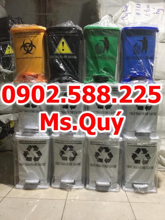 Thùng rác y tế 15L2