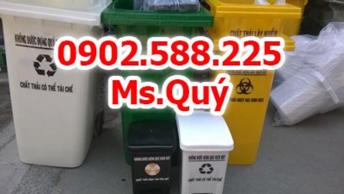 Thùng rác y tế 15L0