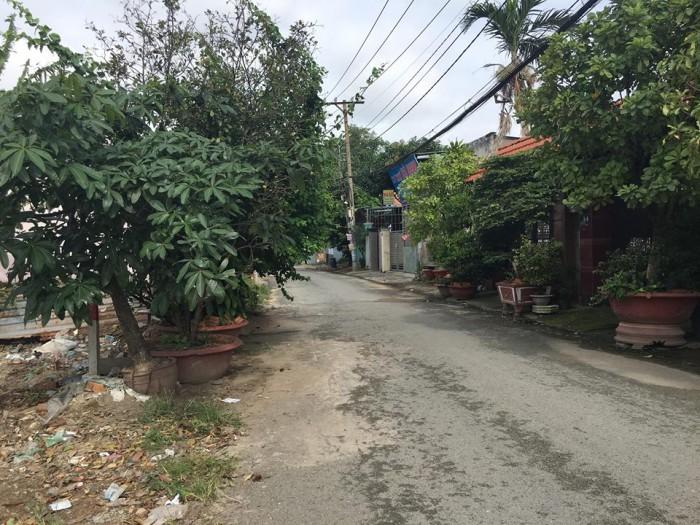 Bán Đất Sổ Riêng, Dt 91.68M2  Mặt Tiền Đường 179, Hoàng Hữu Nam ,quận 9