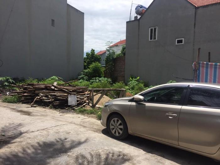 Bán mảnh đất 2 mặt tiền đặng xã Gia Lâm
