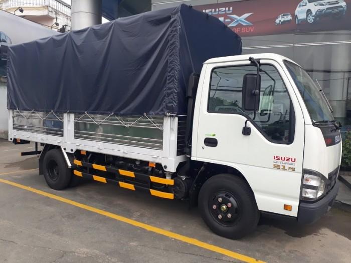 Xe tải ISUZU 1T9 Hỗ Trợ Trả Góp 70% Trả Trước 60tr Nhân Xe