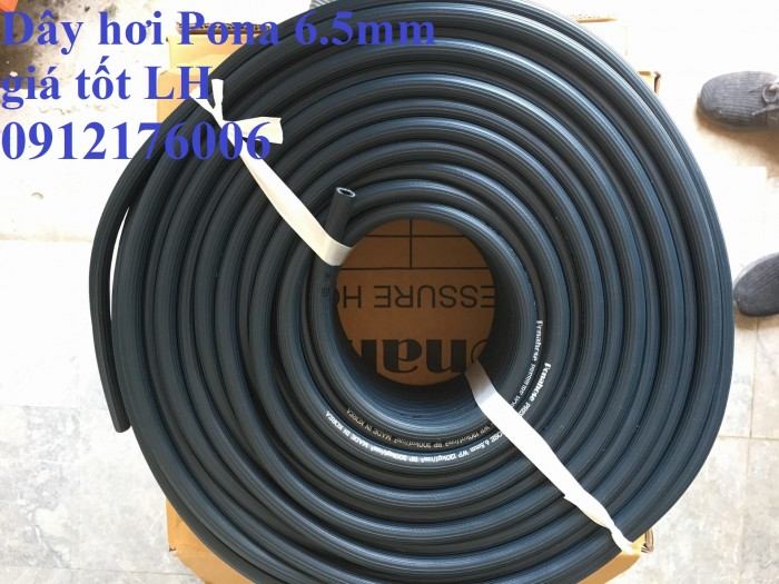 Dây hơi khí nén PONAHOSE F6,5mm-100m giá tốt tại Hà Nội