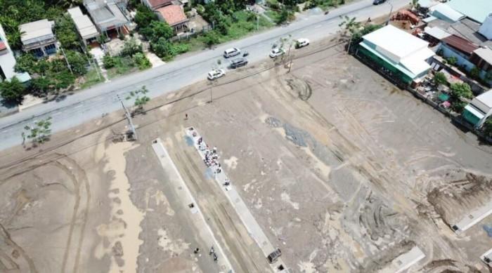 Đất nền dự án lotus center mặt tiền quốc lộ 50