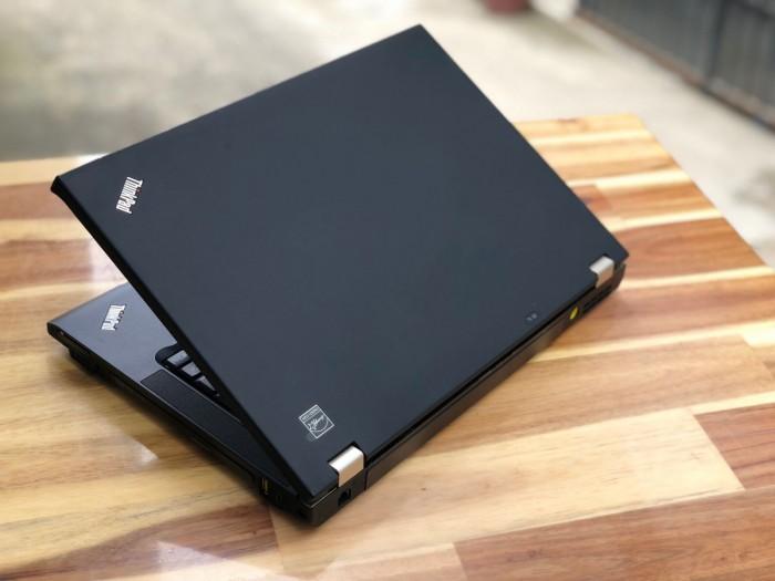 Laptop Lenovo Thinkpad T410, i5 M540 4G 320G Vga rời 14inch đẹp zin 100% giá rẻ2