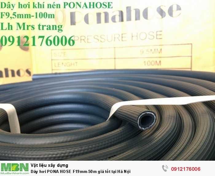 Dây hơi PONA HOSE F9.5mm-100m giá tốt tại Hà Nội0