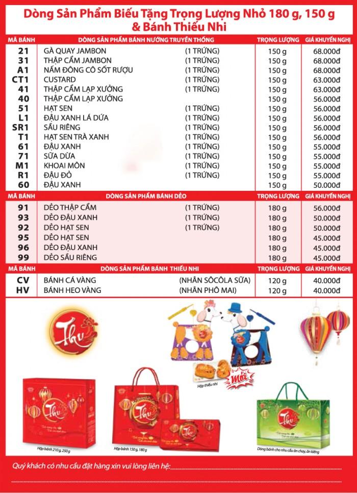 Npp Bánh Trung Thu Kinh Đô, Chiết Khấu % Cao , Tặng Quà Hấp Dẫn2