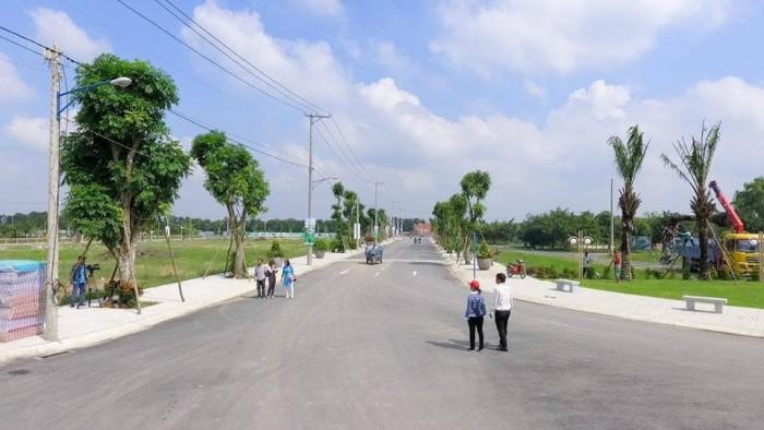 Bán gấp 30 nền đất khu tái định cư Tân Kim, diện tích 100m2, giá 499 triệu,