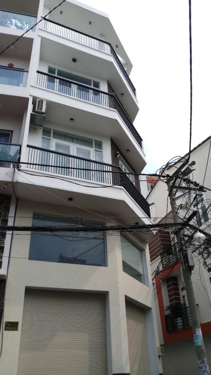 Bán gấp nhà Nguyễn Xí 150m2 2 lầu st nhà cực đẹp
