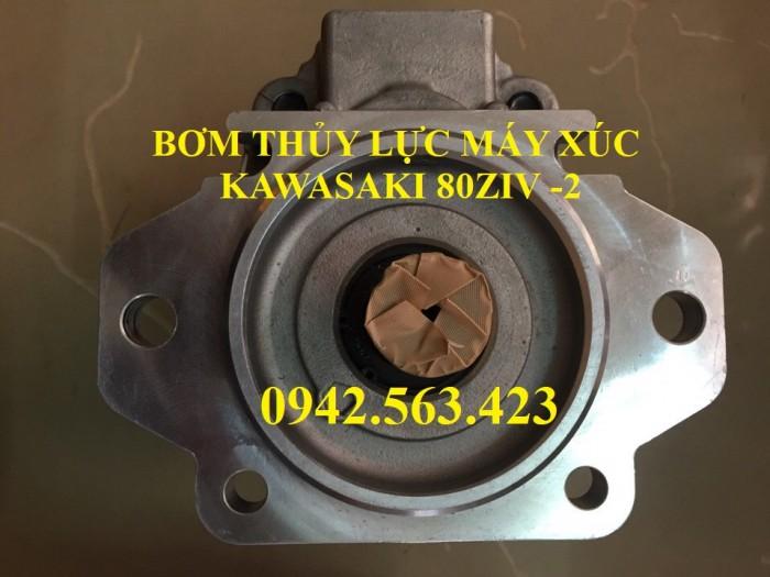 Bơm Thủy Lực Xe Xúc Lật Kawasaki 60za, 65za, 70za, 75za, 80za, 85zv, 85za, 85ziv, 90za, 95za, 100za