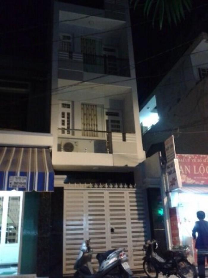 Chú Hùng có nhà 60m2 Mặt Tiền Nguyễn Thượng Hiền, Q3