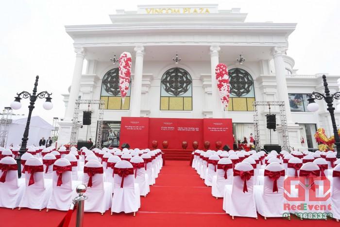 Cung cấp bàn ghế phục vụ sự kiện tại Hà Nội